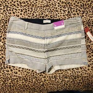 Merona dress shorts